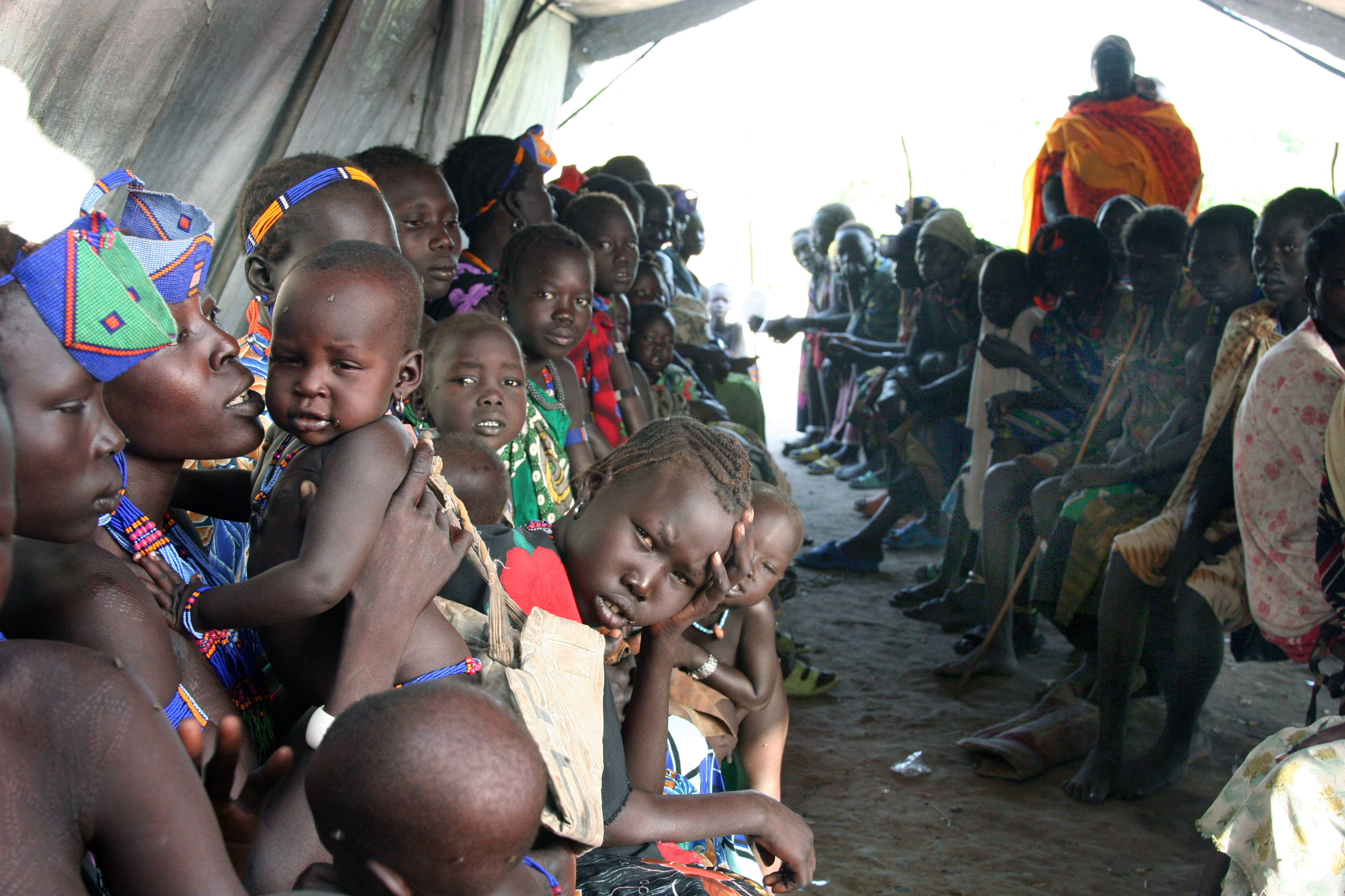 the horrific destiny of children in sudan South sudan has the largest number of child soldiers in africa most are still fighting, but efforts are being made to disarm and reintegrate them into society tomodho amid the family's maize crop at his family's home in pibor, south sudan photograph: phil hatcher-moore/unicef.