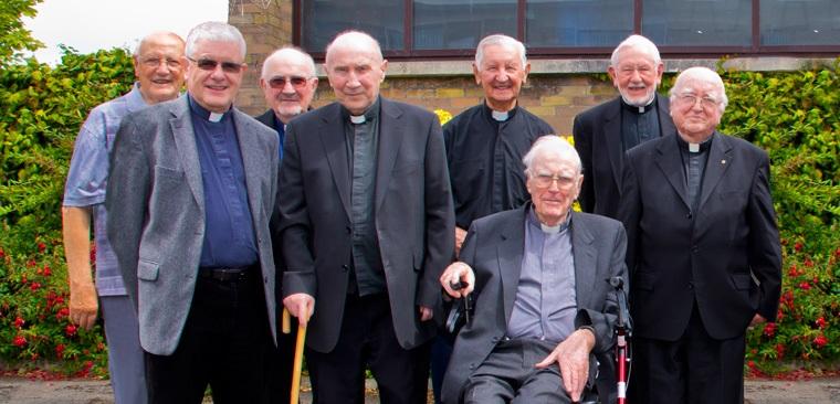 Fr Tony Byrne Archives - Catholicireland netCatholicireland net