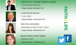Monday at the Monastery - George Hook @ Presentation Brothers, Glasthule | Glasthule | County Dublin | Ireland