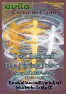 The Divine Dance @ Avila Carmelite Centre | County Dublin | Ireland