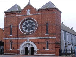 belfast s oldest catholic church to re open for mass next week