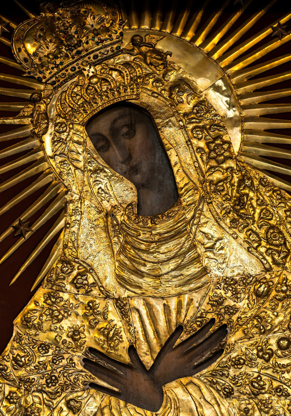Our Lady in Lent