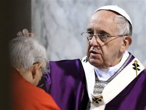 Lent with Pope Francis