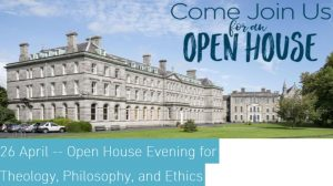 Open House at DCU (Mater Dei Institute) @ DCU All Hallows Campus, the new home of Mater Dei Institute's courses in theology, philosophy and ethics | County Dublin | Ireland