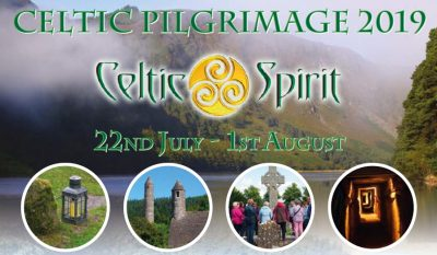 Celtic Pilgrimage 2019 @ Based in Teach Bhride Education and Spirituality Centre, Tullow, Co. Carlow