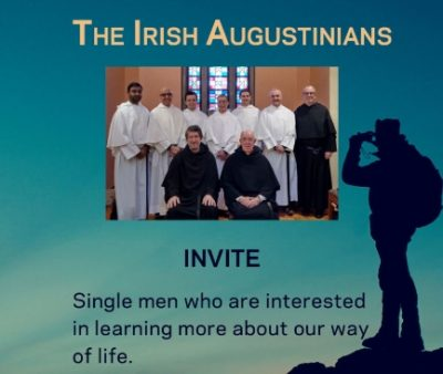 The Irish Augustinians @ St. John's Lane, Dublin 8