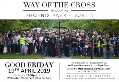Way of the Cross Phoenix Park @ Wellington Monument to Papal Cross Phoenix Park | Dublin | County Dublin | Ireland