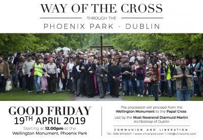 Way of the Cross Phoenix Park @ Wellington Monument to Papal Cross Phoenix Park | Dublin | County Dublin | Ireland