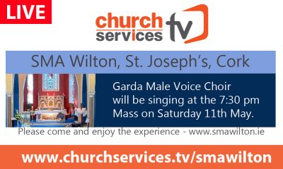 Garda Male Voice Choir in Cork @ SMA Wilton | Cork | County Cork | Ireland