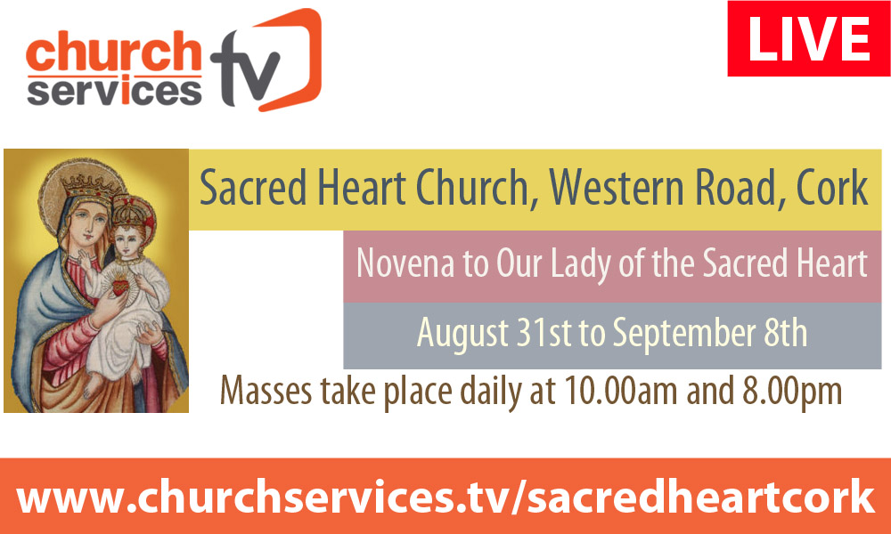 Novena to Our Lady of the Sacred Heart @ Sacred Hear Church in Cork | Cork | County Cork | Ireland