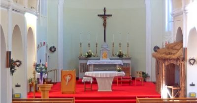 LIVE Christmas Triduum of Masses @ Sacred Heart Church Cork